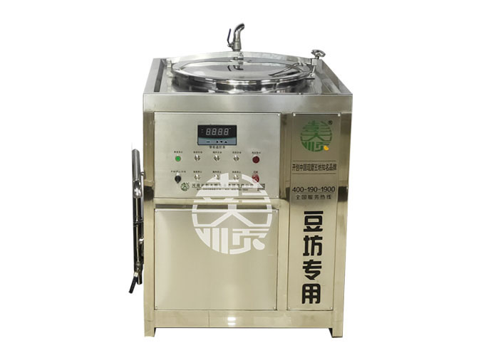 智能豆腐机,可以做出地锅味豆腐