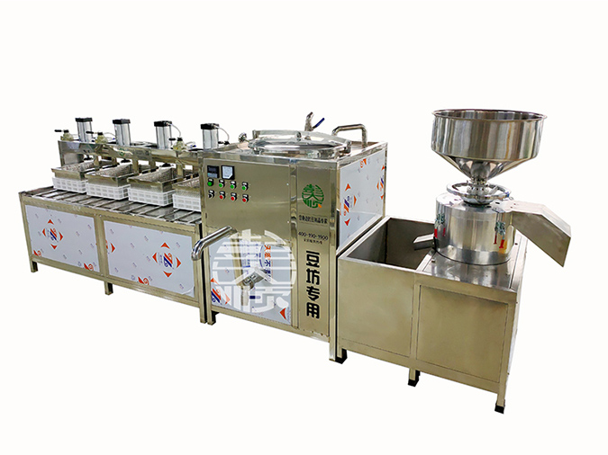 郑州小型豆腐机