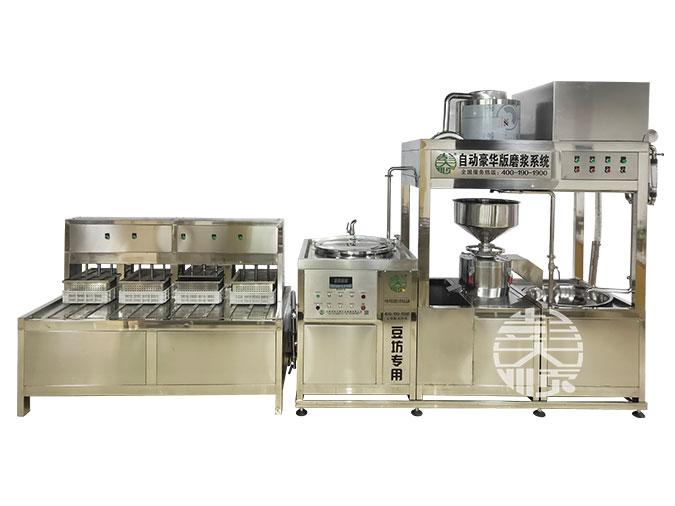 自动豆腐机器