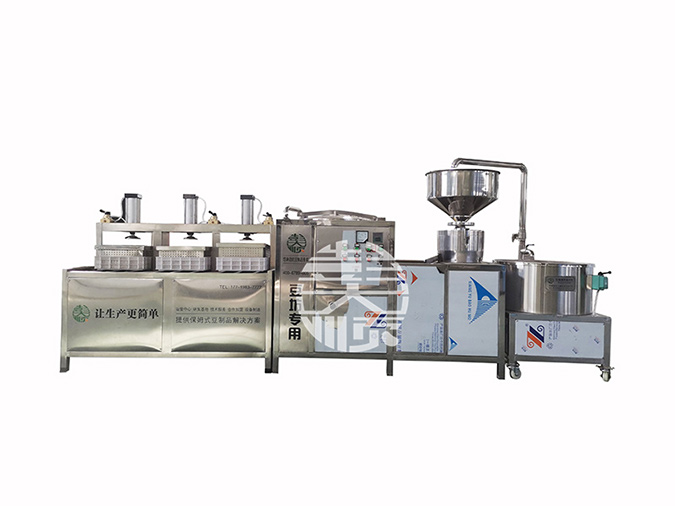 小型豆腐加工机械