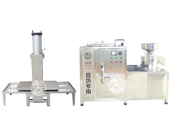 小型豆腐干机器