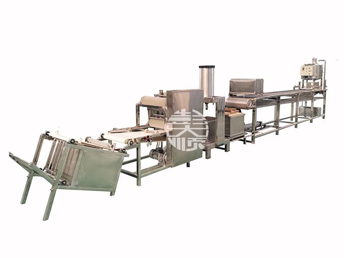 中型干豆腐机