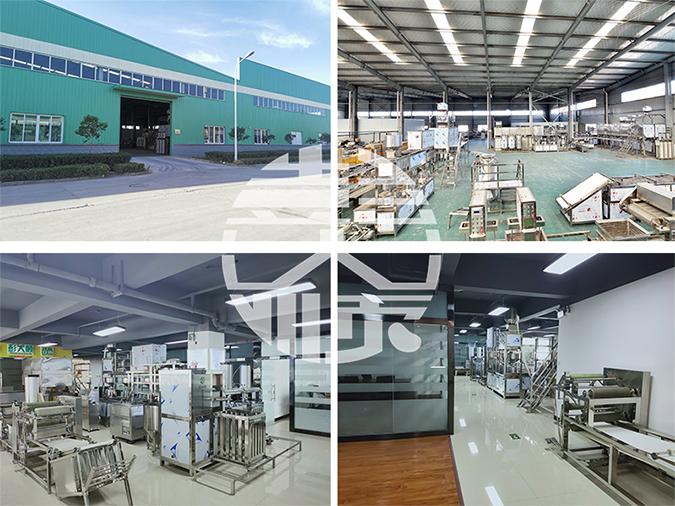 厂房及总部图片展示