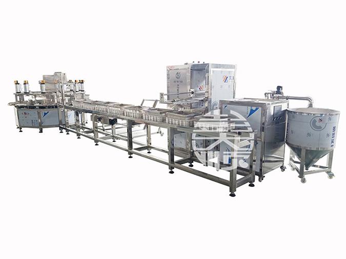 圆盘豆腐生产线